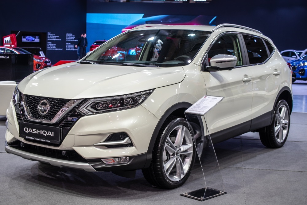 The Nissan Rogue In Review