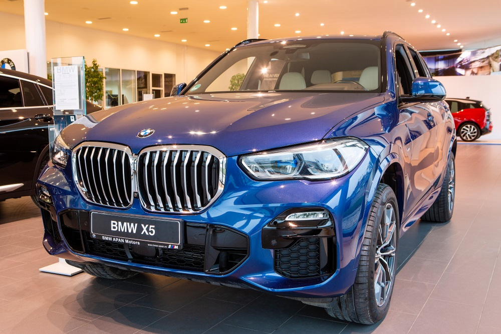 The Anticipated 2021 BMW X5 In Review
