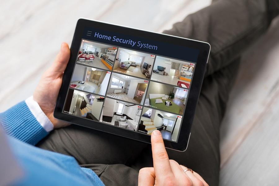 How Technology Is Evolving Home Security