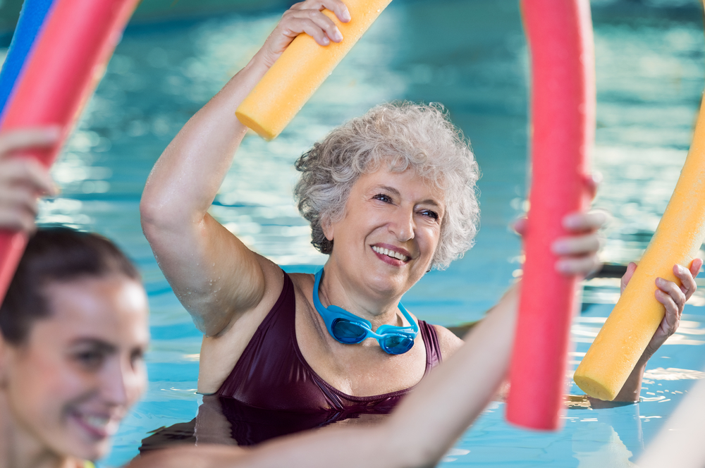 9 Swimming Benefits For Seniors