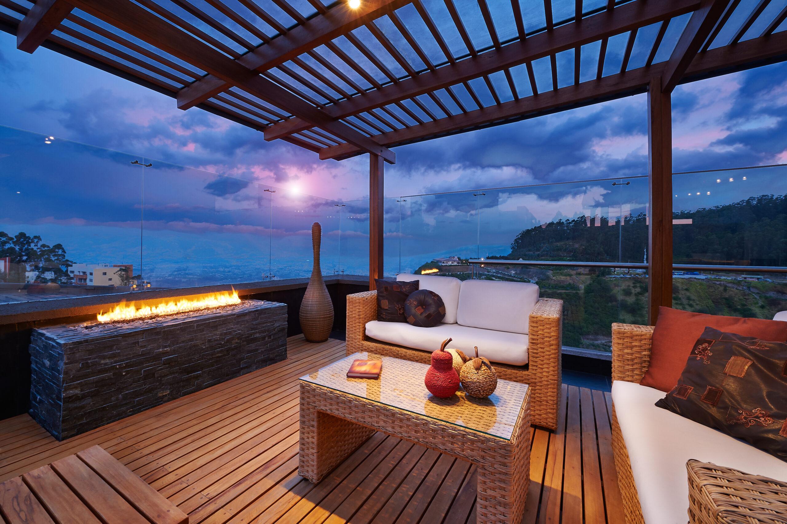 Exquisite Outdoor Furniture