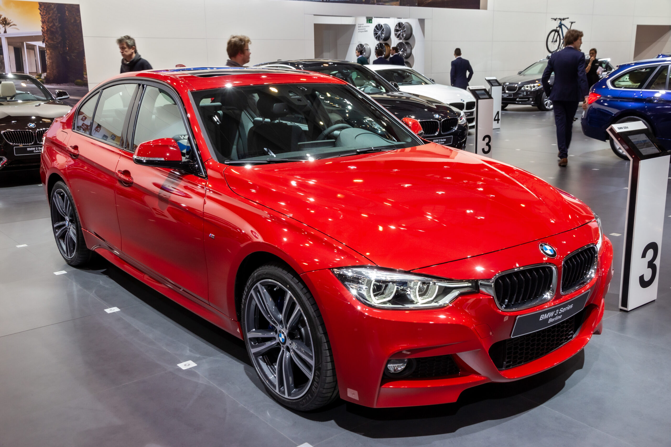 A High-Octane Look At BMW's Latest Lineup