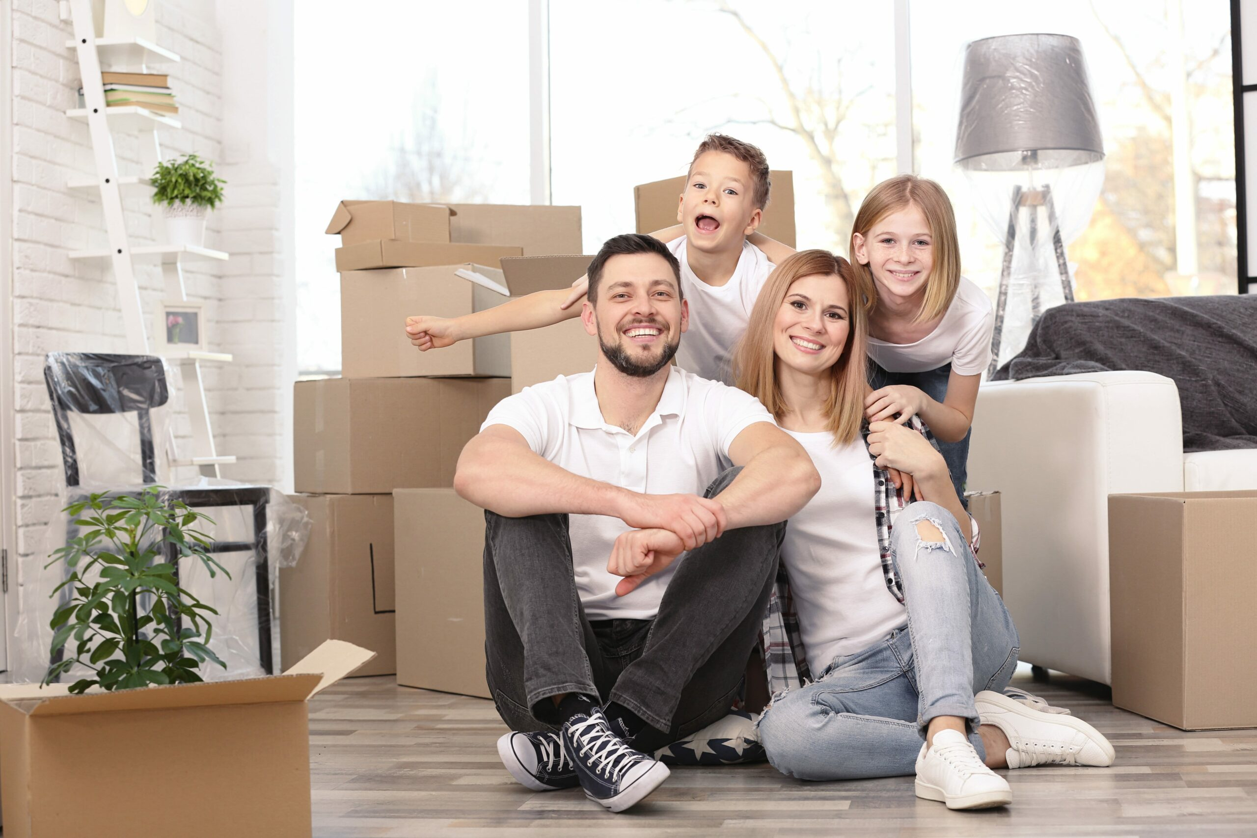 Move Effortlessly Into Your New Home With One Of These Moving Services!